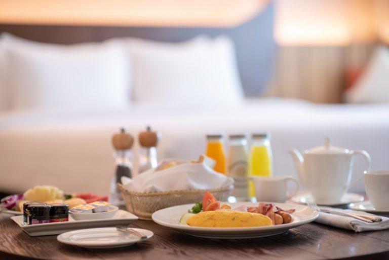 Le Bali Resort & Spa : Room Service