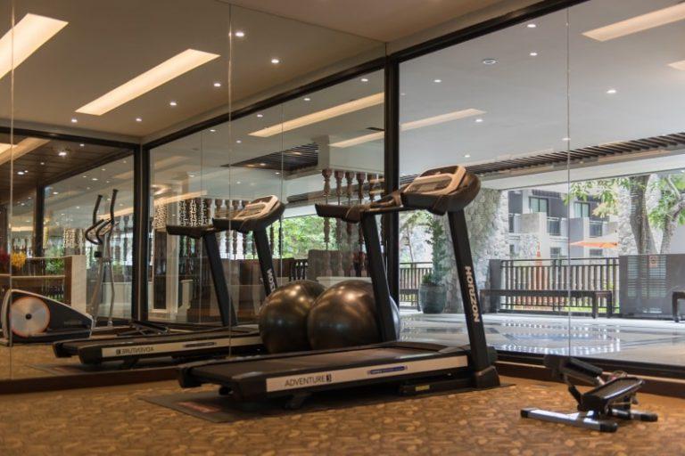 Le Bali Resort & Spa : Fitness Center