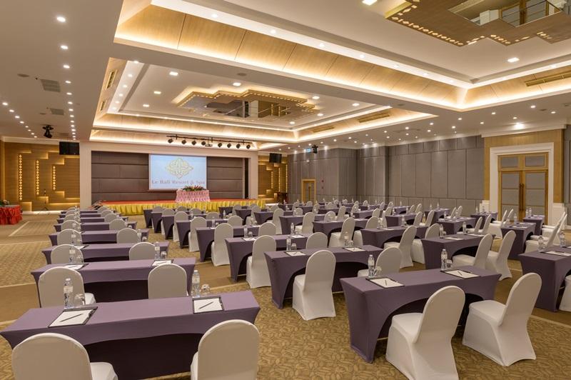 Le Bali Resort & Spa : Pomelo Room
