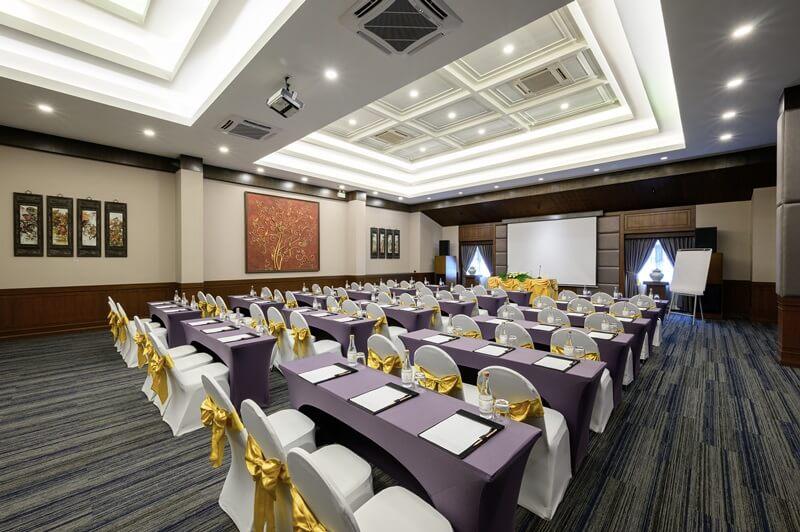Le Bali Resort & Spa : Peach Room